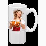 Халба за бира 500 мл.