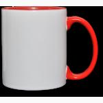 Чаша червена 300 мл.