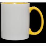 Чаша жълта 300 мл.