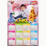 Календар еднолистен 33х48 Модел 19
