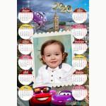 Календар еднолистен 33х48 Модел 49