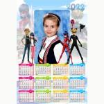 Календар еднолистен 33х48 Модел 06