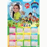 Календар еднолистен 33х48 Модел 07
