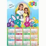 Календар еднолистен 33х48 Модел 75